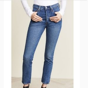 New LEVI'S 501 Skinny in We The People